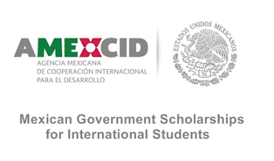 This is how you can apply for AMEXCID Scholarship Scheme in Mexico for Foreign Students, 2018