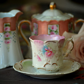 Tea Time Too by Rhonda Kay - Artistic Objects Antiques (  )