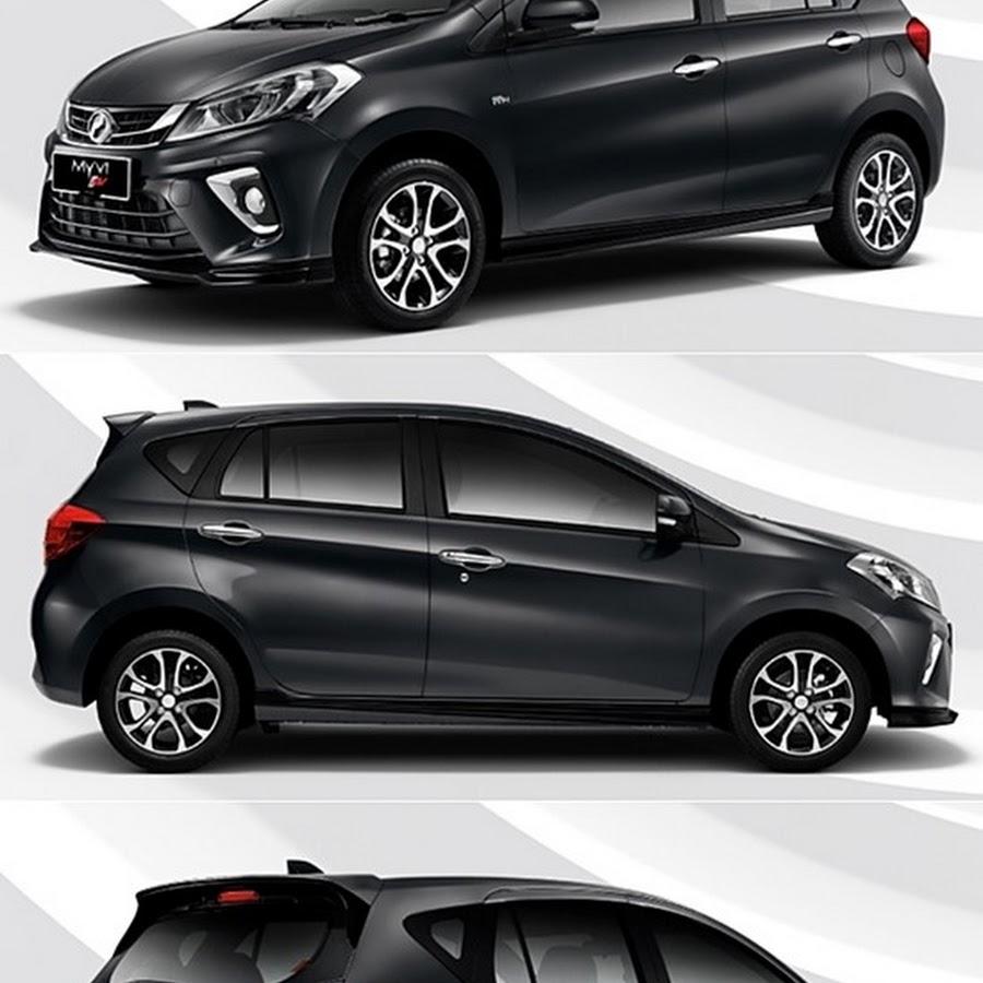 Harga Dan Spesifikasi Perodua Myvi 2018