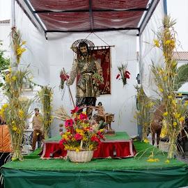 San Isidro en Guadiana del Caudillo