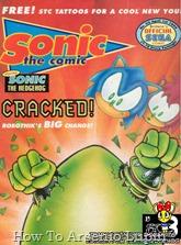 Actualización 11/07/2018: Se agrega los pequeño cómics pertenecientes a la publicaciónes Sonic The Comic numero 21 y numero 22 por Doger 178 de The Tails Archive y La casita de Amy Rose, disfrútenlo. Primera aparición en estos números de Amy Rose.
