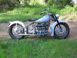 I have posted several pix of my custom Crosley powered motorcycle, been working on it for several years, this maybe the year I finish it?