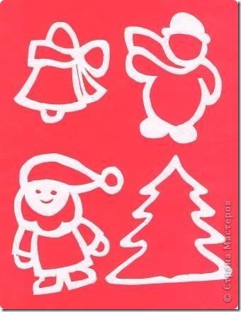 navidad arte recortado (11)