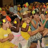 Leerlingen van de Vullerschool dansen het schooljaar uit