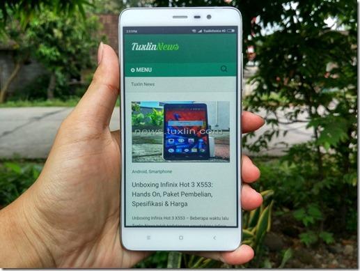 Pre-order Xiaomi Redmi Note 3