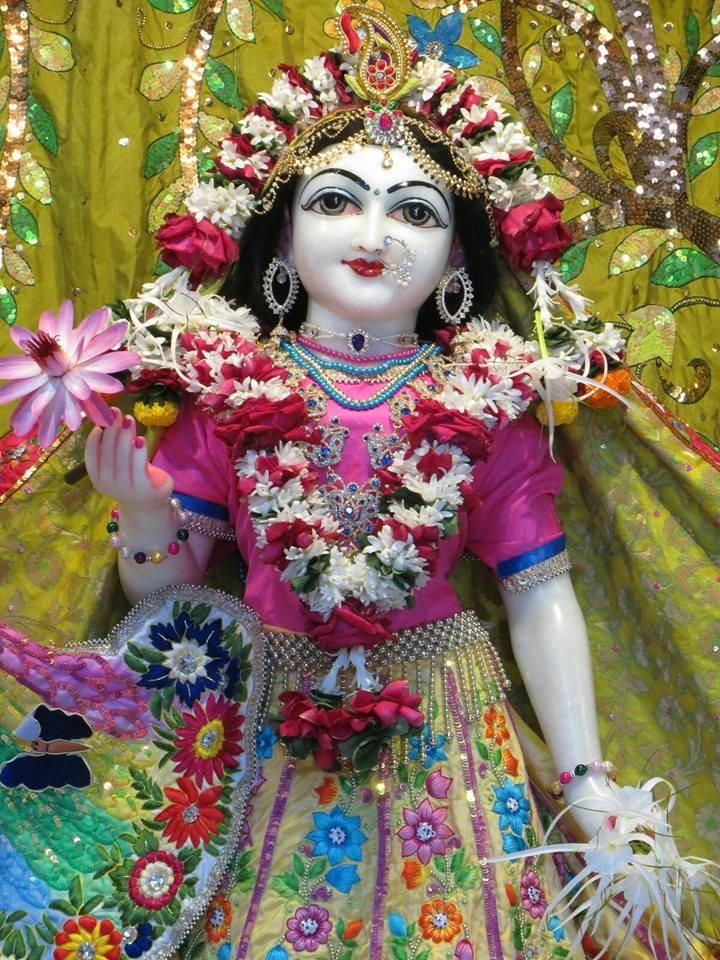 ISKCON Aravade Deity Darshan 17 Dec 2015 (6)