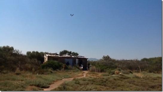 La polizia locale di olbia prova un drone e scopre reati for Prova dello specchio polizia youtube