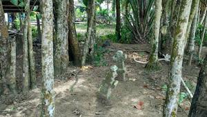Peninggalan Sejarah Makam Putri Gadis Desa Sekernan Luput dari Perhatian Pemerintah
