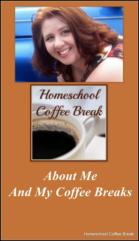 About Me and My Coffee Breaks on Homeschool Coffee Break @ kympossibleblog.blogspot.com