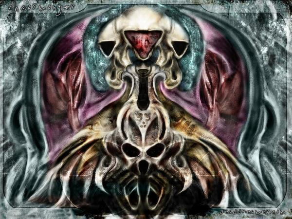 Mysterious Demoness Of Sorrow, Death