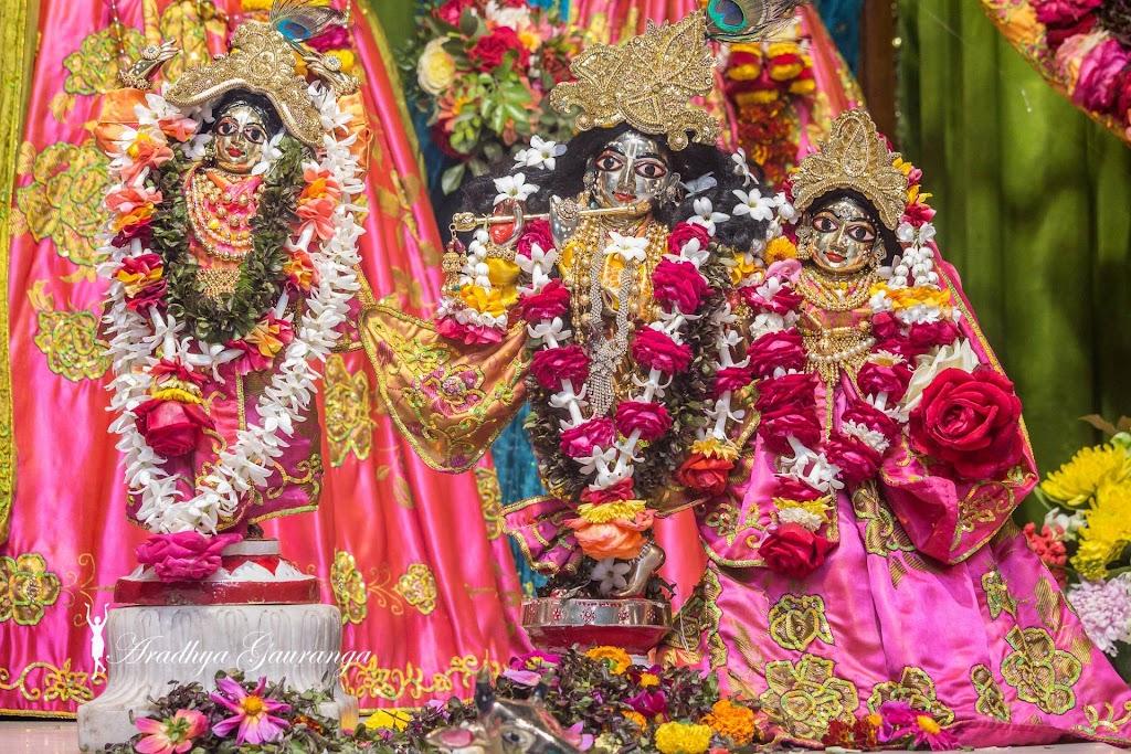 ISKCON Mayapur Deity Darshan 20 Jan 2017 (3)