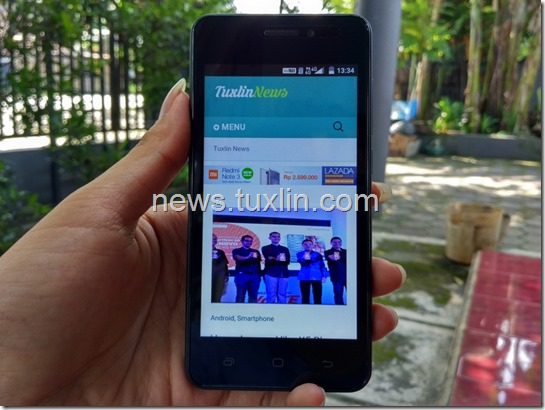 Benchmark Andromax A A16C3H: AnTuTu, Vellamo, Geekbench, CPU-Z, & Sensorbox for Android