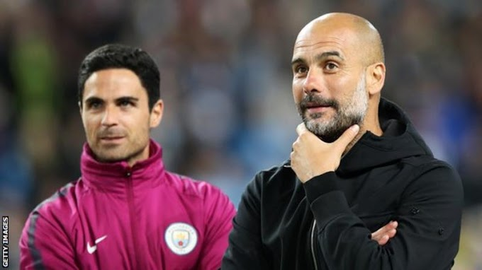 'Manchester City Players Are The Best In The World'- Assistant Coach Mikel Arteta
