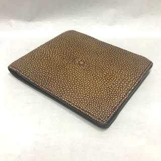 Bottega Veneta Shagreen Wallet