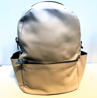 Calvin Klein Collection Leather Backpack