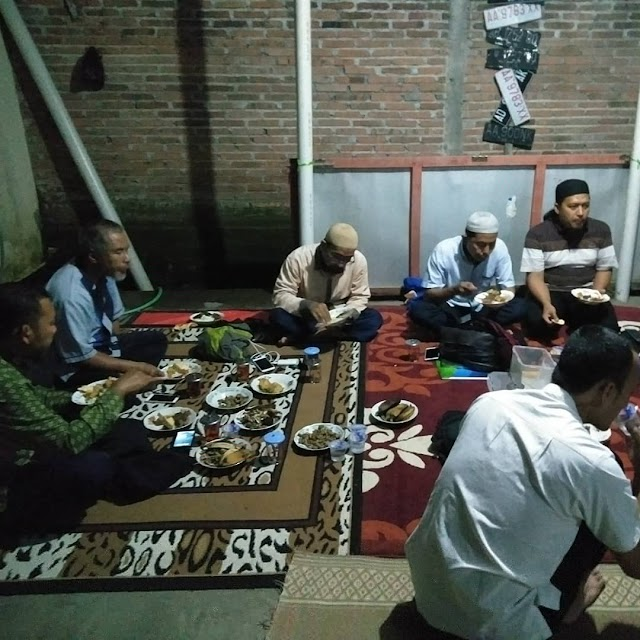 Rapat Bulanan Tim BBM Magelang.