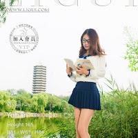 LiGui 2014.11.18 网络丽人 Model 语寒 [37P] cover.jpg