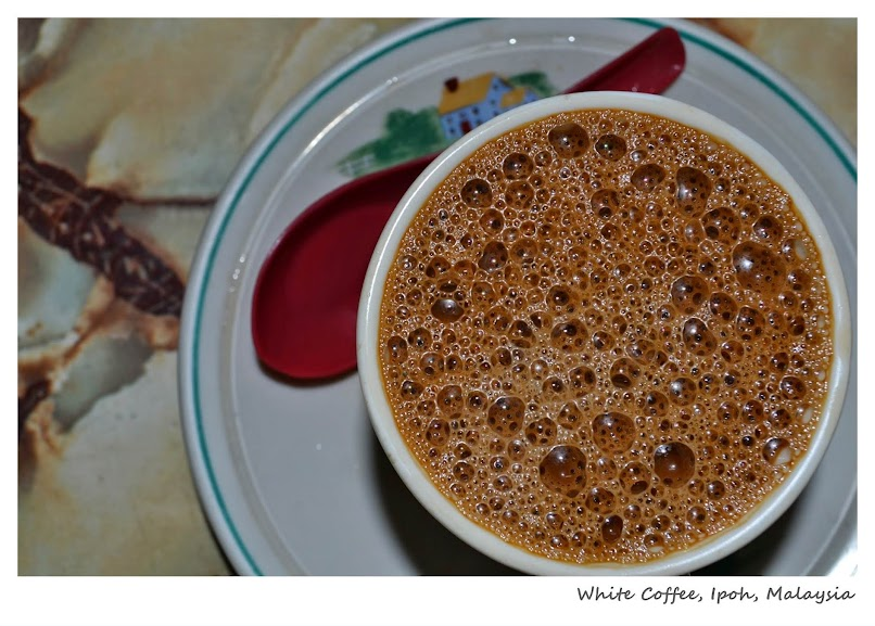 Ipoh White Coffee, Ipoh, Perak, Malaysia