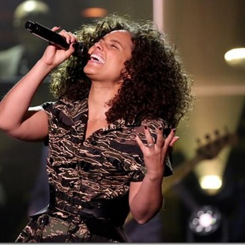 Alicia Keys: Here (Albumkritik)