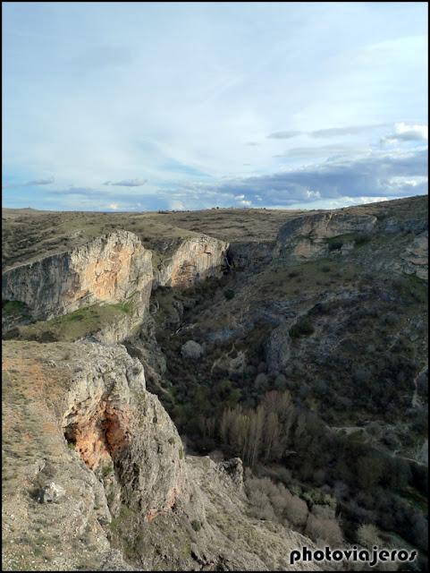 Ruta circular hoz del río Dulce