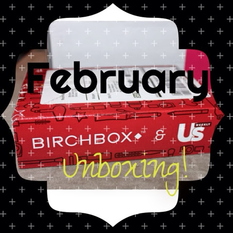 February Birchbox Unboxing!