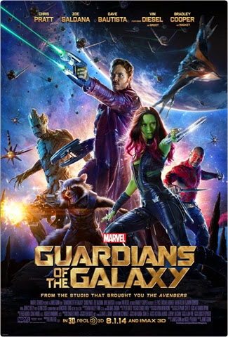 Guardianes de la galaxia [Audio Latino] [CAM] [2014] [MULTI]