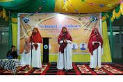 Santri Dan Siswa Aceh Barat Ikut Lomba Kreatifitas Dayah Darul Muta'alimin ke VI