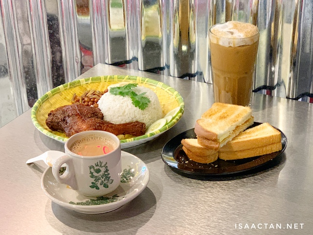 My perfect Malaysian breakfast meal