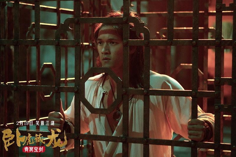 Crouching Tiger Hidden Dragon: Sword of Destiny China Movie