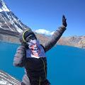 Tilicho jezero, 5008 m