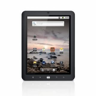 Coby Kyros 8-Inch Android 2.2 4 GB Internet Touchscreen Tablet with Stylus MID8020-4G (Black)