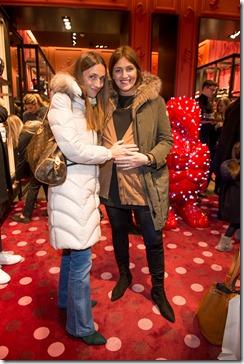 MONCLER ENFANT OPENING EVENT MILANO SPIGA_Evenlina Oldani, Chiara Maci
