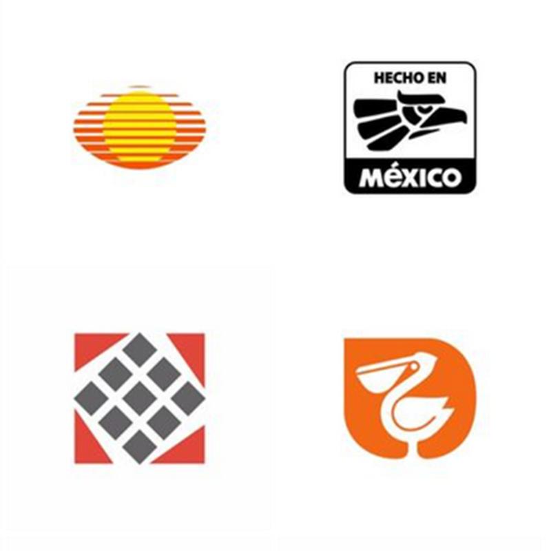 Estos son los logotipos más conocidos en México