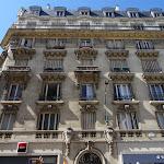 Rue de Montreuil  : immeuble, architecte Georges Malo