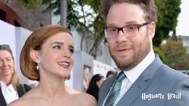 Seth Rogen confirma boatos de que Emma Watson saiu do set de seu filme