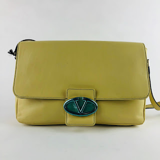 *SALE* Valentino Butter Yellow Bag