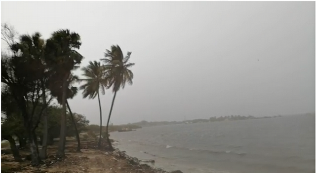Video | Efectos de Grace se sienten en Barahona