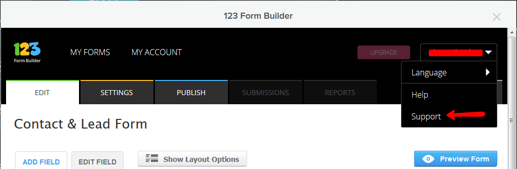 123 Form Builder for Weebly - Support & Technical Assistance