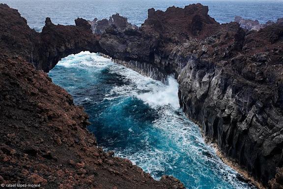 Puntas de Gutierrez, la Isla Baja,Frontera, El Hierro, Canarias