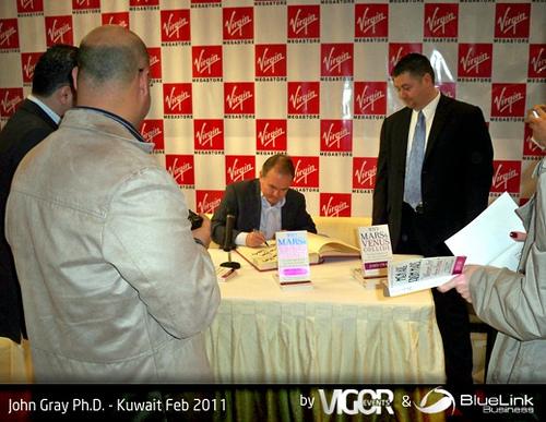 John Gray Phd Kuwait Feb 2011 03, Dr Gray
