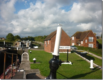5 knowle bottom lock and cottage