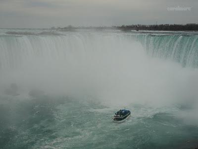 Niagara Falls desde Canada