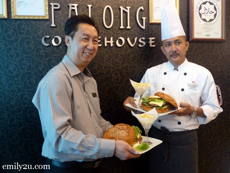 giant burger promotion Ipoh