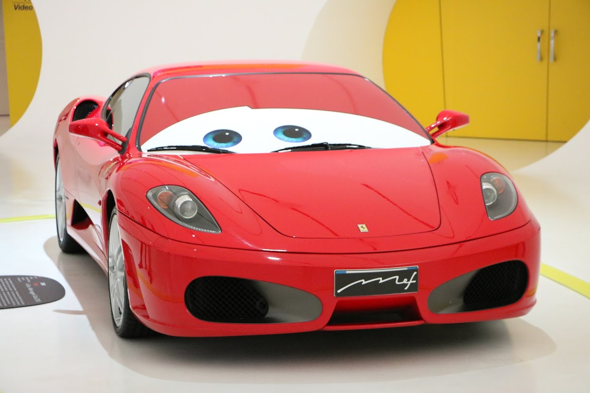 Modena - Enzo Museum 0096 - 2004 Ferrari F430 (Cars).jpg