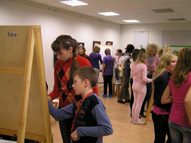 Kunstiosakonda sisseastunud laste pühitsemine - PB100338.JPG