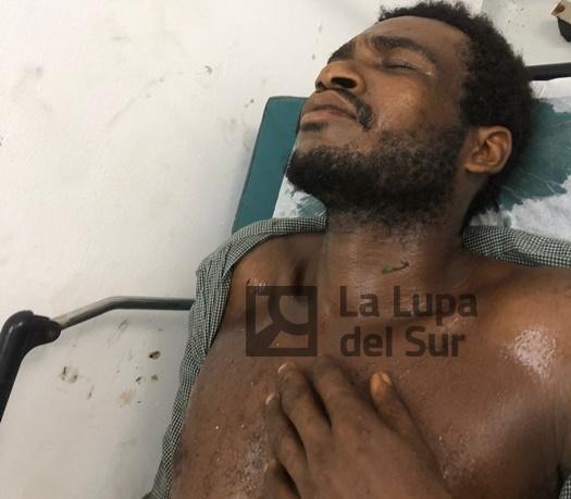 """Barahona: Un herido de bala en """"Los Solares de Milton"""""""