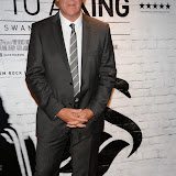 WWW.ENTSIMAGES.COM -   Alan Curtis  arriving    at      THE UK PREMIERE OF (JACK TO A KING) THE SWANSEA STORY at EMPIRE, LEICESTER SQUARE London September 12th 2014.The movie of Swansea City's rise from near extinction to the top of the Premier League                                                 Photo Mobis Photos/OIC 0203 174 1069