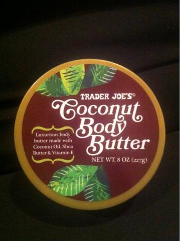 myrick hair product review trader joes coconut body butter. Black Bedroom Furniture Sets. Home Design Ideas