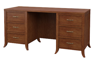 Strafford Executive Desk