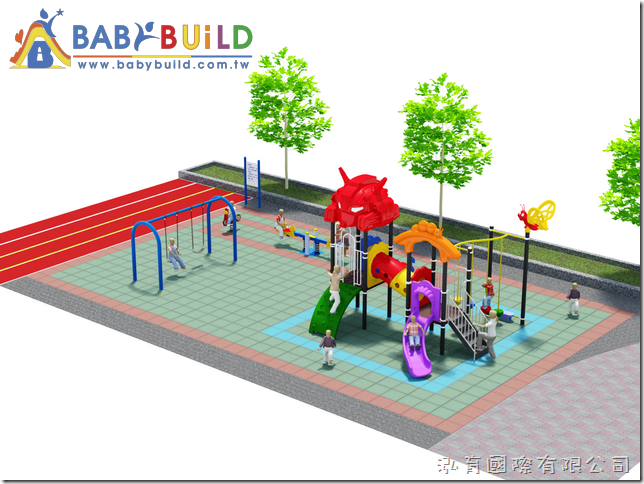 BabyBuild 遊具設計